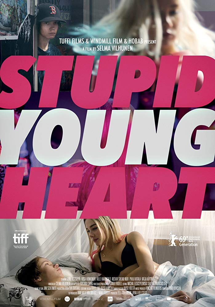 STUPID YOUNG HEART // 2018