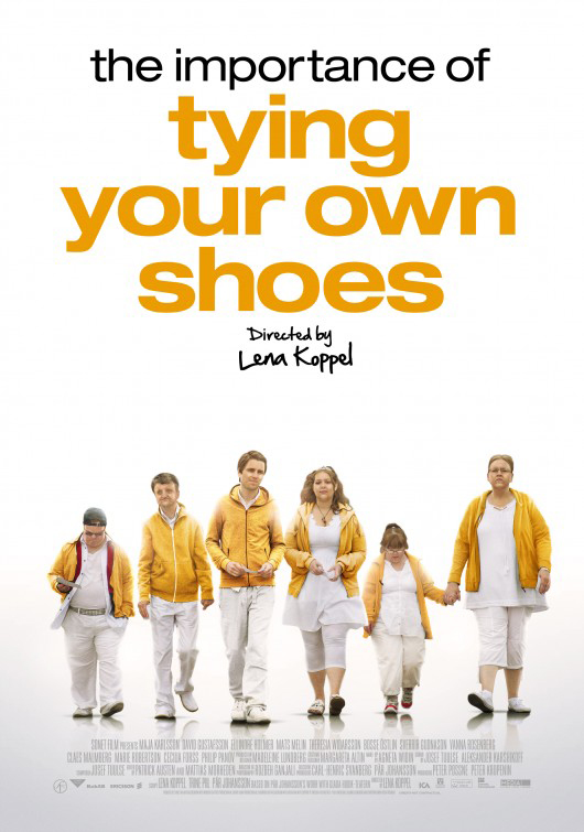 THE IMPORTANCE OF TRYING YOUR OWN SHOES// 2011